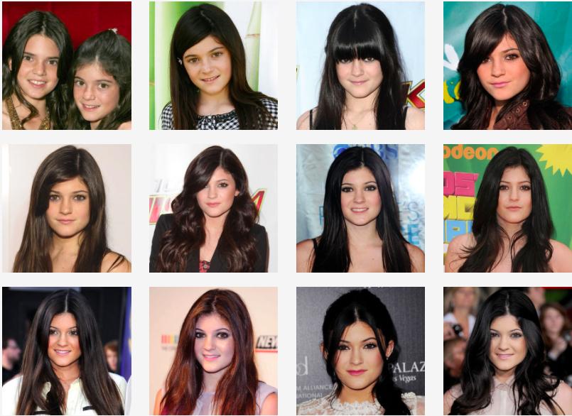 Préférence Kylie Jenner… C'est bien toi ? Sa métamorphose physique  EH95