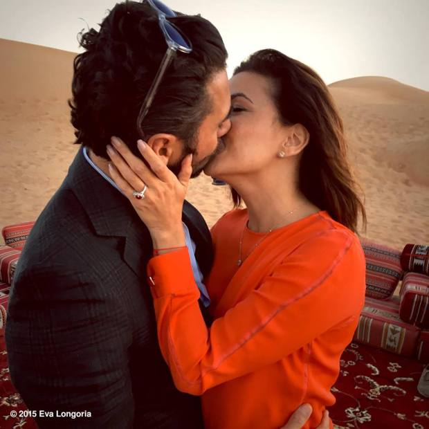 Eva Longoria fiancée