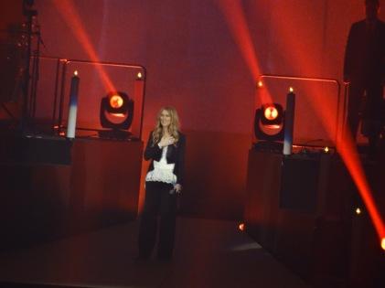 Céline Dion - Concert Paris