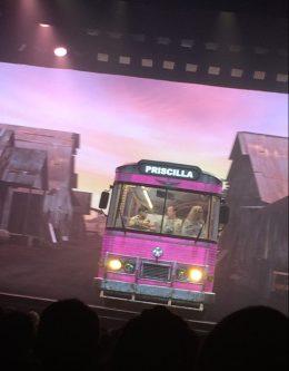 Priscilla Folle Du Désert bus